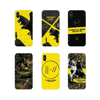 Twenty One Pilots Trench Era Accessories Phone Case For Samsung Galaxy S3 S4 S5 Mini S6 S7 Edge S8 S