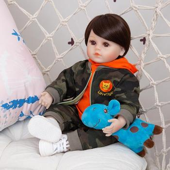 Кукла-младенец KEIUMI 18D05-C346-S08-T06 5