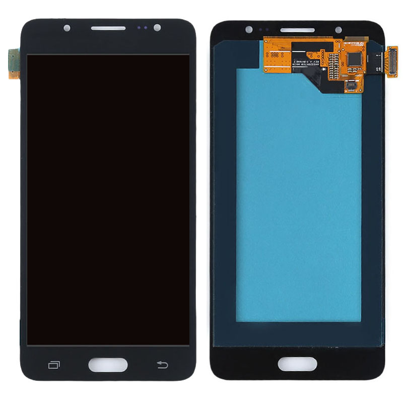 Super AMOLED LCD For Samsung Galaxy J510 LCD J5 2016 LCD <font><b>Display</b></font> SM-J510F <font><b>J510FN</b></font> J510M Touch Screen Digitizer Assembly With Gift image