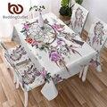 BeddingOutlet Dreamcatcher Wasserdichte Tischdecke Funktionale Floral Tisch Tuch für Picknick Party Mandala Böhmischen Tischdecken-in Tischdecken aus Heim und Garten bei