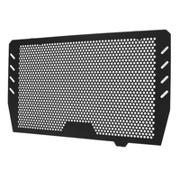 Acessórios do escudo da grade da malha do metal do tanque de água do radiador da motocicleta para mts120s 2017-2019