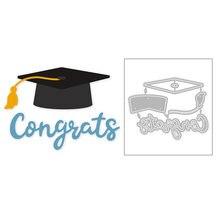 Горячая новинка 2020 поздравление с выпускным студенческие металлические