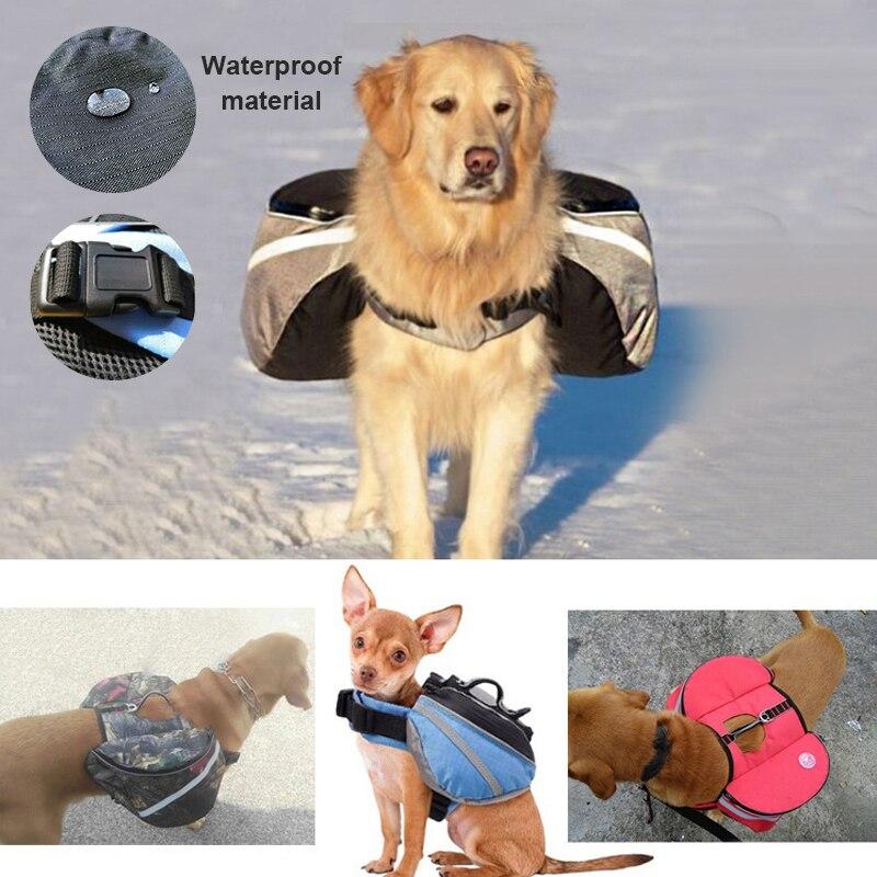 Novo cão de estimação quente grande saco transportadora mochila sela sacos cão auto mochila viagem grande capacidade portadores para cães pb610