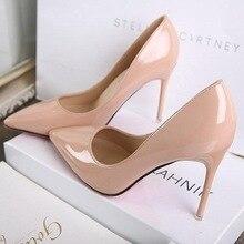 2020 New Women Wedding High Heel Shoes Dress Platform Pumps