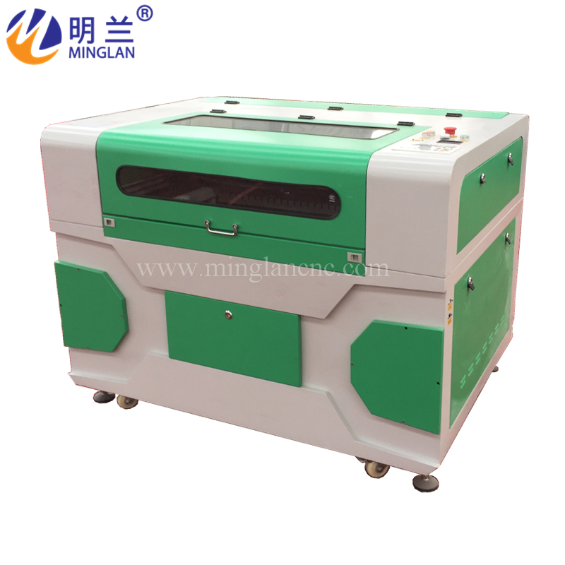 ML-6040J No Tax For EU Reci 100W Laser Cutting Engraving Machine Ruida6445 DSP 1060 CW5000 Chiller