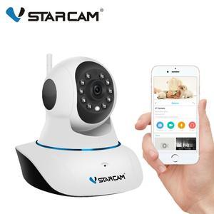 Original Vstarcam 720P IP Camera C7825WIP Wifi Surveillance Security Camera IR Night Vision PTZ App Mobile View Audio Talk(China)