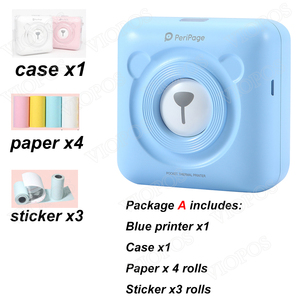 Image 1 - Mini Pocket  Photo Printer For Mobile phone Android and iOS
