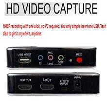 Ezcap 280 hd видеозаписывающее устройство 1080p с hdmi ypbpr