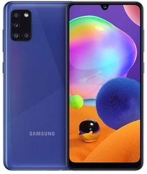 Samsung Galaxy A31 A315 64 Гб Две Sim-карты синий