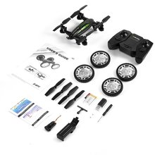 все цены на OCDAY Multifunction Mini RC Drone FY602 Air-Road Double RC Flying Car With HD Camera 2.4G 6-Axis 4CH RC Quadcopter Helicopter онлайн
