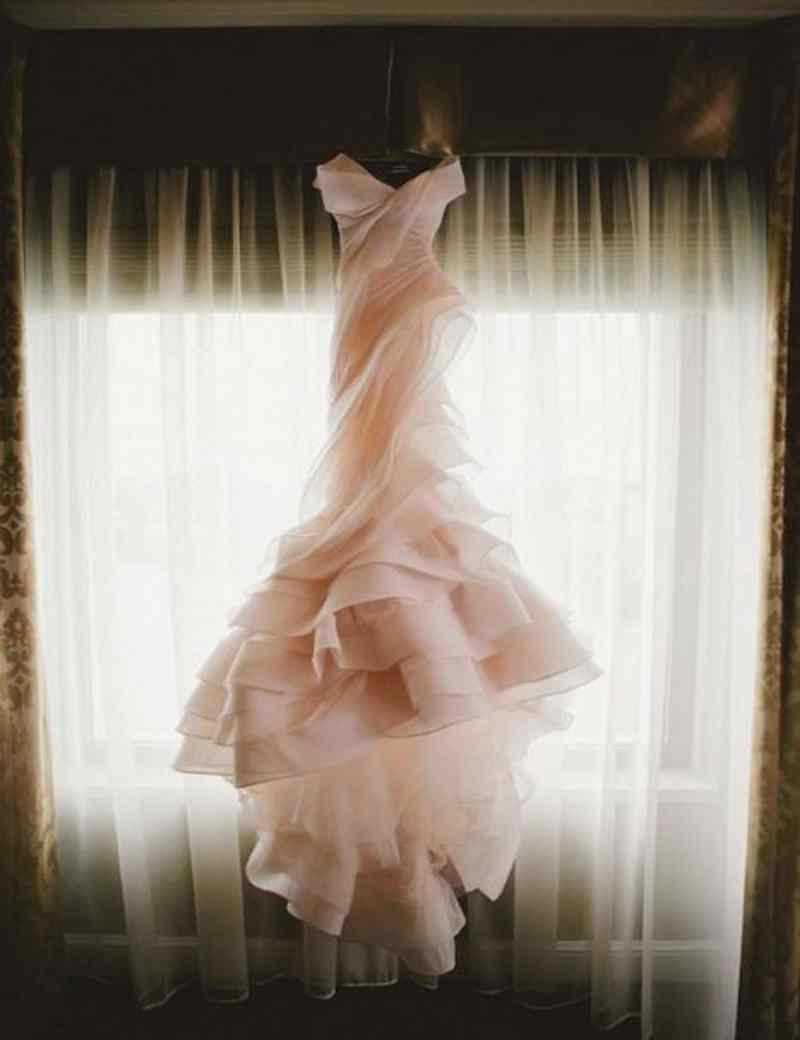 Blush New Floor Length Sleeveless Organza Gorgeous Bridal Gown Fashionable Vestido De Noiva Elegant Mother Of The Bride Dresses