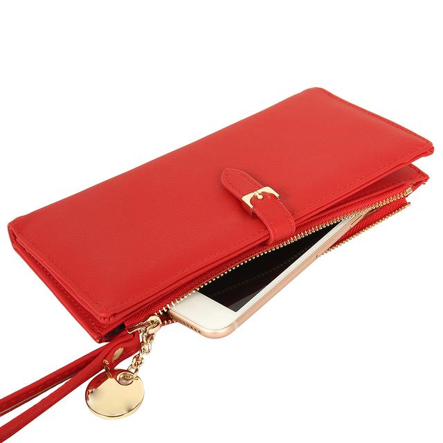 Ladies Long Wallet/Clutch