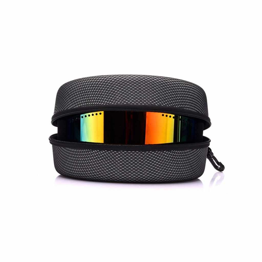 Funda protectora de gafas de cáscara dura para gafas de esquí y gafas de sol decoraciones de halloween de Navidad para herramientas para el hogar