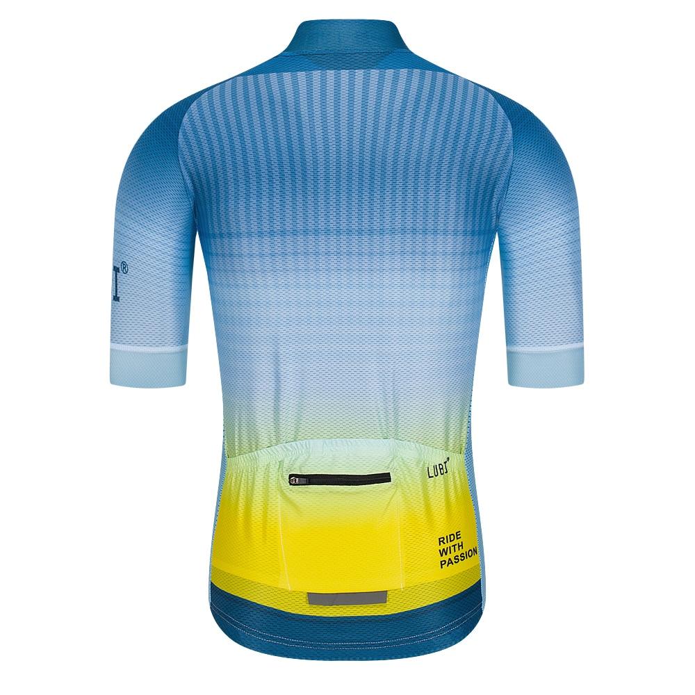 2021 lubi conjuntos de ciclismo uniforme da