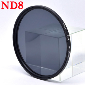 Image 4 - KnightX ND2 4 8 16 FILTER Voor canon sony nikon 1300d foto 60d 500d 200d fotografie 2000d dslr 49 52 55 58 62 67 72 77 mm