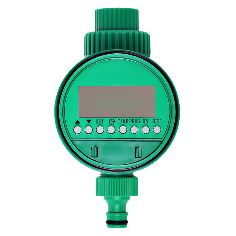Electronic-Water-Timer Solenoid-Valve Intelligence-Watering-System Garden-Irrigation-Controller title=