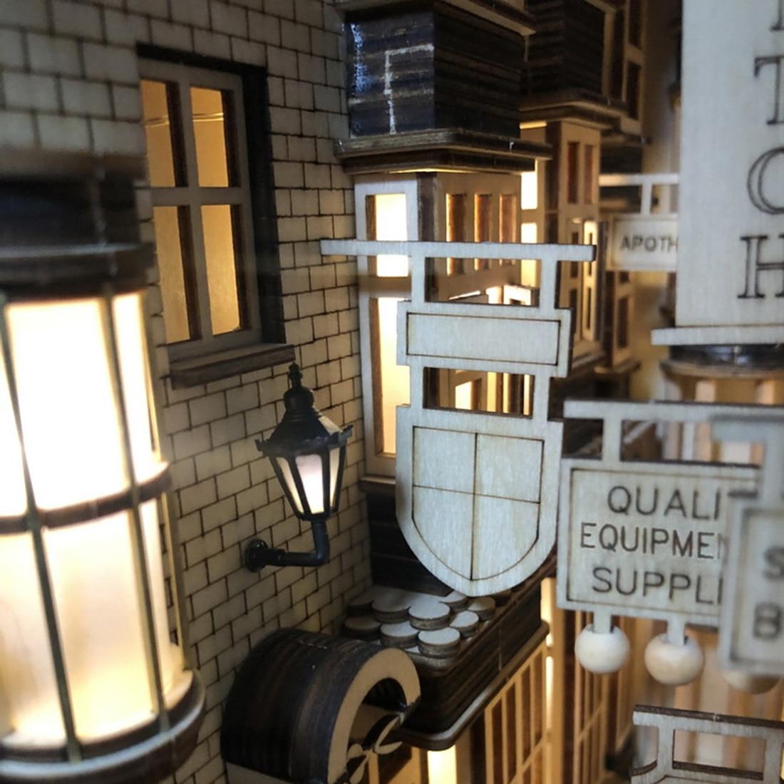 H53bce1fc131a44d29cccceb0a5524dcds - Robotime - DIY Models, DIY Miniature Houses, 3d Wooden Puzzle