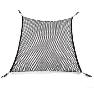 Car Trunk Nets 70 x 70 cm Elastic Strong Nylon for Geely Vision SC7 MK CK Cross Gleagle GX7 SX7 Englon SC3 SC5 SC6 SC7