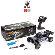 Wltoys 124018 60Km/h High Speed RC Car 1/12 Scale 2.4G 4WD