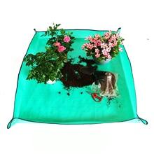 Cushion Transplanting-Pot Gardening-Pad Plant-Change Foldable Waterproof Lock Flower-Basin