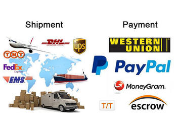 Supplement Payment or Shipping Freight image
