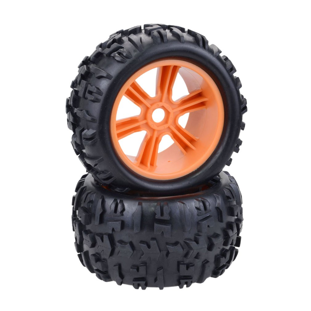 2019 NEW Hot 1/8 Truggy Monster Truck Wheels and Tires for Redcat Hsp Kyosho Hobao Hongnor Team Losi GM DHK HPI Truggy Truck(China)