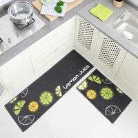 Моющийся длинный кухонный коврик в ванную дом коврик в прихожую половик спальня гостиная коврики современный коврик на кухню