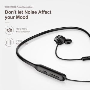 Image 4 - Baseus S15 Active Noise Control Bluetooth Earphone Wireless Earphones Bluetooth Sports Headphones With Magnetic Design Headset