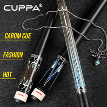3-Cushion Cue-Carom Case Korea Cues Billiard-Stick-Kit China CUPPA with Combination-Offer-Set