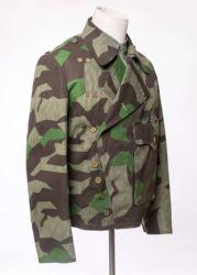EMD WWII allemand Heer Splinter camouflage panzer enveloppe/veste