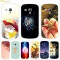Für Samsung Galaxy S3 Mini Fall S3mini i8190 Silikon Telefon Abdeckung Klar TPU Weicher Bumper Etui Für I8190 Samsung S III 3 Mini Fall