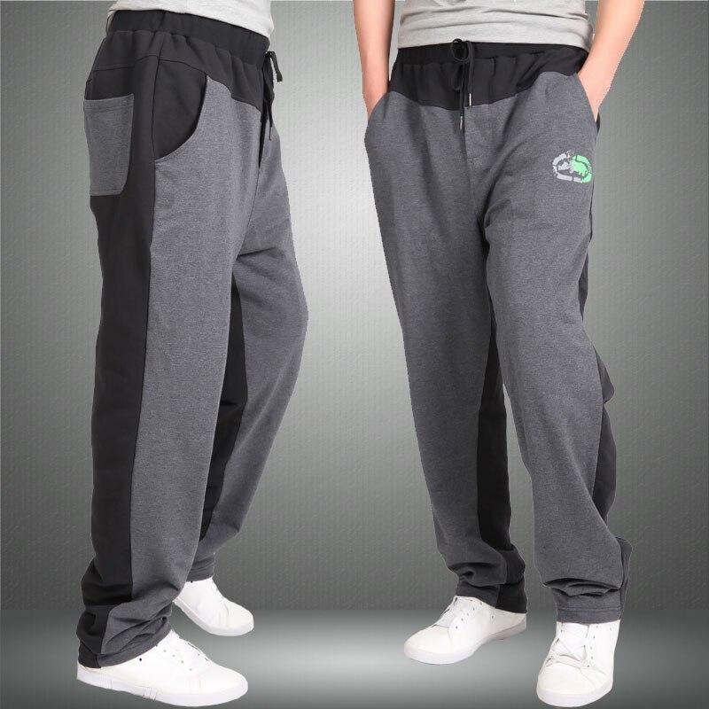 Men Harem Tactica Pants Brand Sagging Military Trousers Sporting Pant Big Size Plus Elastic Waist Elderly Baggy Jogger M-8XL