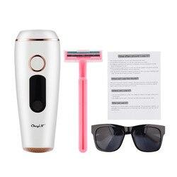 Laser Depilator IPL Epilator Permanent Hair Removel Machine Body Face Leg Bikini Trimmer Depilador A Laser Women Shaver Shaving