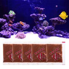 Fish-Tank-Supply Shrimp-Eggs Brine Aquarium Tropical-Fish Food-Shelling Healthy 5bags