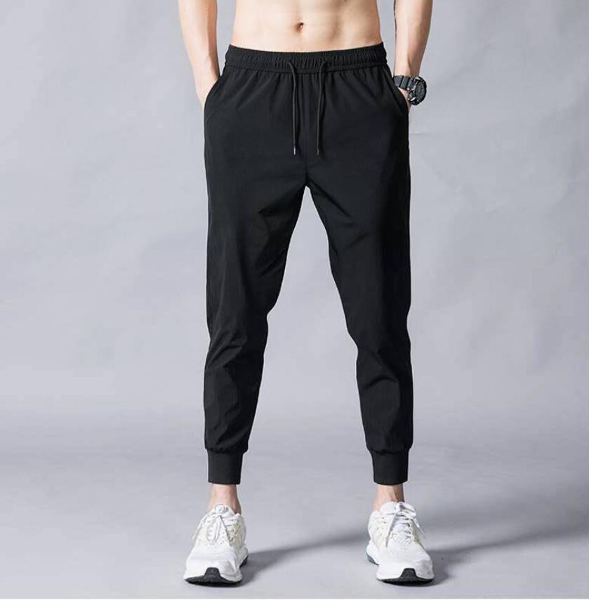 2019 New Spring Gyms Men Joggers Sweatpants Men's Joggers Trousers Sporting Clothing The High Quality Bodybuilding Pants