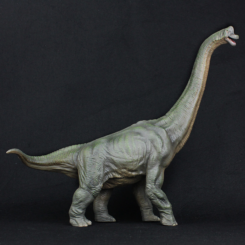 41CM gros Brachiosaurus jurassique Animal modèle préhistorique vie monstre dinosaure modèle jouets décorer cadeaux pour enfants