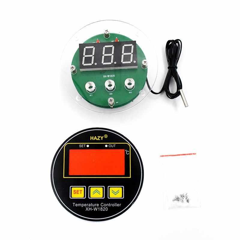 40C To 220V 30A 300C LED Intelligent Digital Temperature Controller