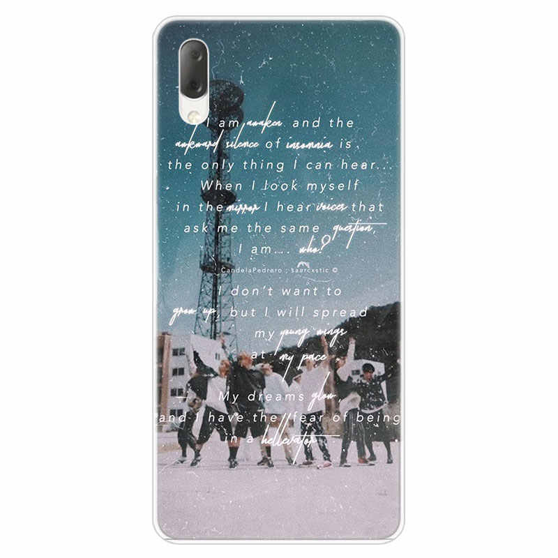 Stray Kids Hard Case For Sony Xperia L1 L2 L3 X XA XA1 XA2 Ultra E5 XZ XZ1 XZ2 Compact XZ3 M4 Aqua Z3 Z5 Premium Fashion Cover