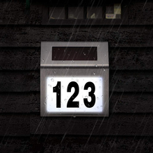 BRELONG Solar House Number…
