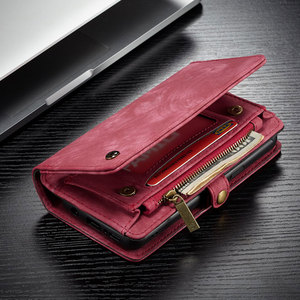 Image 5 - Caseme Luxury Leather Case For Samsung Galaxy S8 S9 S10 S20 Plus A70 A50 A40 Note 10 Note20 Ultra Flip Magnet Wallet Phone Cover