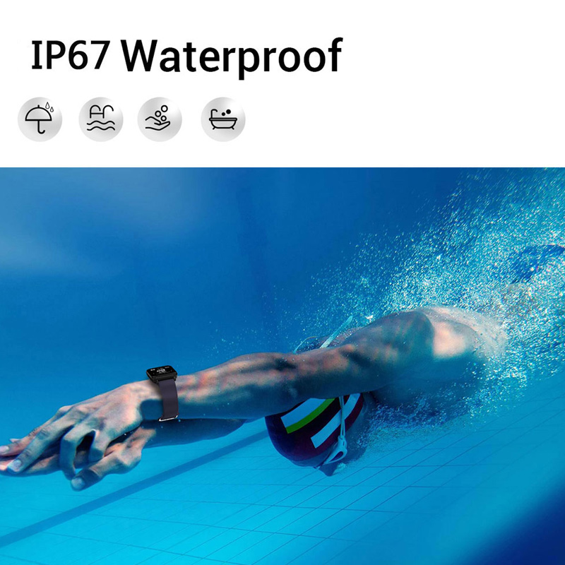 Image 3 - بلوتوث 4.0 ساعة ذكية الرجال مقاوم للماء IP68 Smartwatch النساء ضغط الدم النشاط ساعة تعقب الرياضة الذكية لنظام أندرويد Iosالساعات الذكيةالأجهزة الإلكترونية الاستهلاكية -