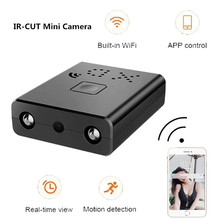HD 1080P Mini Camera XD IR CUT wifi Camcorder Infrared Night Vision Pen Camera Video Recorder Motion Detection Micro Cam pk sq11(China)