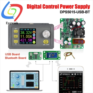 DPS5015 communication Constant Voltage current DC Step-down Power Supply module buck Voltage converter LCD voltmeter 50V 15A(China)