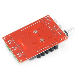 Image 5 - TDA7498 الفئة D مضخم رقمي عالي الطاقة 2x100 واط مكبرات الصوت مكبرات الصوت تيار مستمر 12 فولت 24 فولت