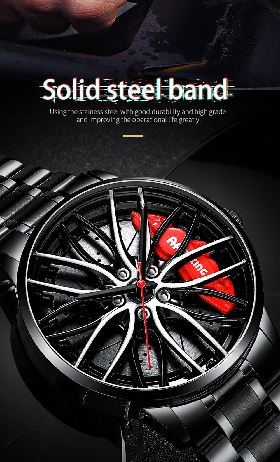H53c1d66eabbc43ef9c5314234cd8dd43r NEKTOM Sports Car Wheel Rim Hub Watches Men Custom Design Sport Car