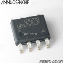 100PCS OB2269CP OB2269 SOP8 100% new and original free shipping