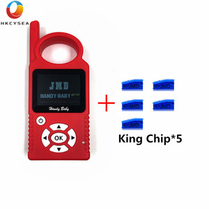 Image 3 - Big Sale V9.0.5 Handy Baby Auto Key Programmer With JMD46/48/King/Red Car Key Chip Support Multi Language with G and 48 Function