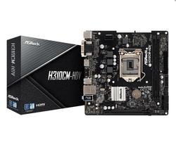 ASRock H310CM-HDV Motherboard Micro ATX Intel 310 Chipset 4*SATA 6Gb/s USB 3.2/HDMI/ LGA 1151 Interface