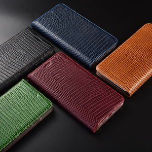 Image 3 - Magnet Natural Genuine Leather Skin Flip Wallet Book Phone Case Cover On For Xiaomi Redmi Note 9S 9 Pro Max Note9 S Note9s 64 GB