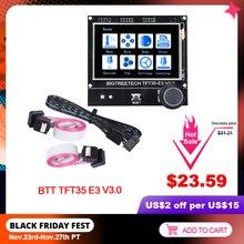 BIGTREETECH TFT35 E3 V 3,0 Display Touch Screen 12864LCD Modus Für 3D Drucker Bord SKR V 1,3 MINI E3 PRO ender3 Panel DIY WIFI MKS